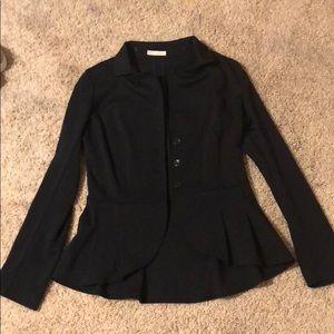 Hinge Size Large Black Blazer Gently Used
